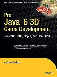 Pro Java 6 3D Game Development: Java 3D, JOGL, JInput and JOAL APIs (Expert's Voice in Java) by Andrew Davison (2007-04-24)