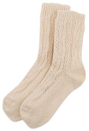 Distler Original Trachten-Socken - Kinder beige,31/34