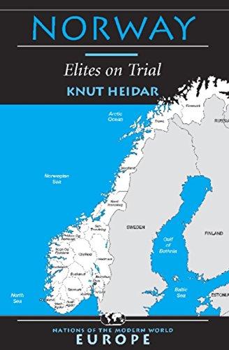 Norway: Center And Periphery eBook: Knut Heidar