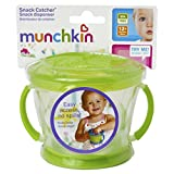 Munchkin Snack Catcher, 9Unze, 12+ Monate, Farbe kann variieren