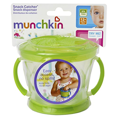 Munchkin Snack Catcher (Colours May Vary)