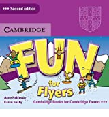 [(Fun for Flyers Audio CDs (2))] [ By (author) Anne Robinson, By (author) Karen Saxby ] [April, 2010]