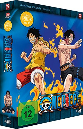 One Piece - Box 15: Season 14(Episoden 457- 489) [6 DVDs] Fall One Piece