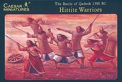 Caesar Miniatures H008 - Modellbausatz Hittite Warriors von Caesar Miniatures (CAESY)