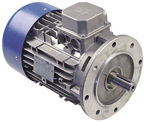 Fimar Motor 100 für Teigknetmaschine IM50C, IM50F, IM50S 230/400V 2,2kW 1400U/min 50Hz Welle ø 24mm 3 -phasig Flansch ø 200mm