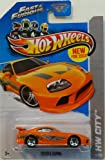 2013 Hot Wheels Hw City - Toyota Supra - Fast & Furious by Mattel