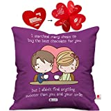 Best Anniversary Gifts For A Girlfriends - Indibni Valentine Day Gift Love Quote Coffee Date Review