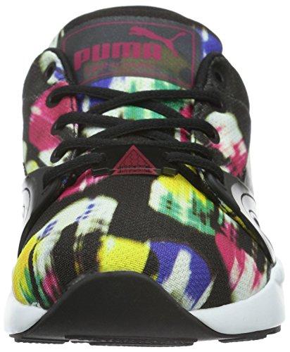 Puma XT S Blur Wn's Damen Sneakers Schwarz (black 02)