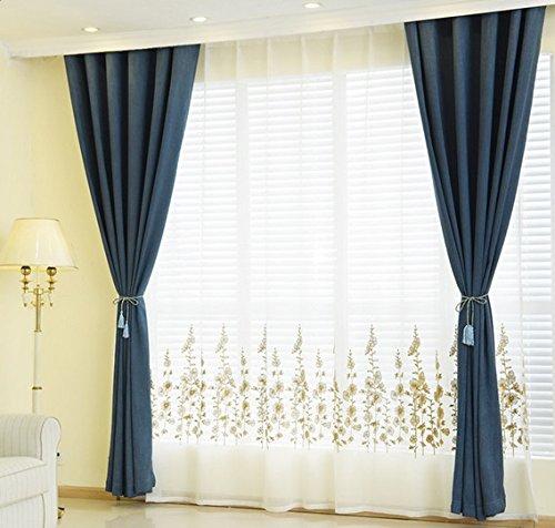 Wohnzimmer Vorhänge Vorhänge im Schlafzimmer Moderne Einfache ...