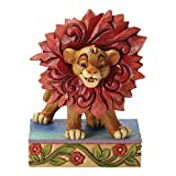 Disney Traditions 4032861 Figurine Simba Résine 10 cm
