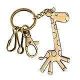 Tangbasi ,  Schlüsselanhänger, Vintage, Giraffe