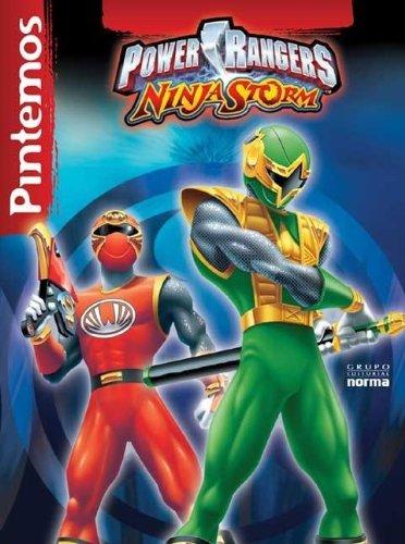 Ninja Storm 2 - Pintemos
