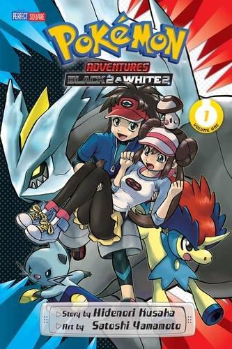 Pokemon adventures : Black 2 & White 2. Vol. 1