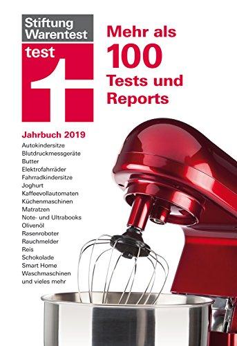 test Jahrbuch 2019: Mehr als 100 Tests und Reports