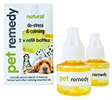 Pet Remedy Refills for Plug Diffuser (2 x 40ml Refills)