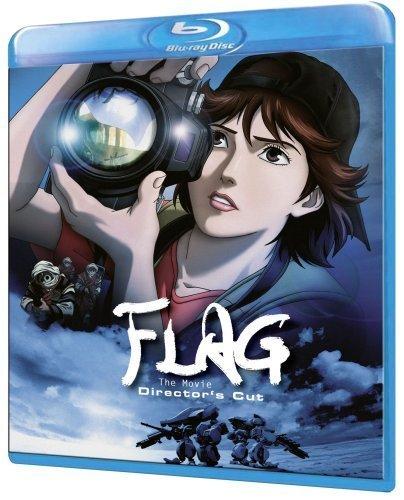 Bild von Flag - The Movie (Director's Cut) [Blu-ray]