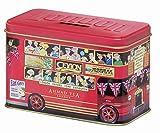 tè Inglese a Londra Bus Caddy Money Box - 25 Bustine etichettate