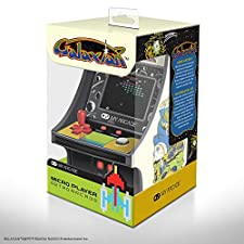 "My Arcade Galaxian 6"" Micro Arcade Machine Portable Handheld Video Game"