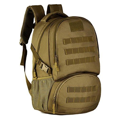 Protector Plus Bergspitze 35 Liter Wandern Rucksack Outdoor Camping, leichte wasserdichte Tasche A