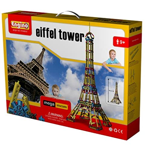 Engino Mega structures - Eiffel tower