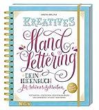 Kreatives Handlettering: Dein Ideenbuch für schönes Schreiben - Sandra Brezina, Mia Steingräber, Susanka Brückner