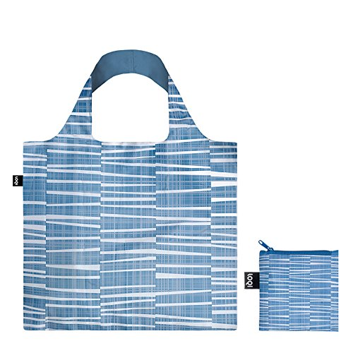 ELEMENTS Water Bag: Gewicht 55 g, Größe 50 x 42 cm, Zip-Etui 11 x 11.5 cm, handle 27 cm, water resistant, made of polyester, OEKO-TEX certified, can carry up to 20 kg