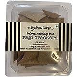 The Baker's Dozen Ragi Crackers, 100g