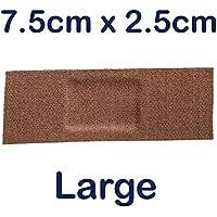 500x Steroplast STEROFLEX echtes Flexibles Stretch Stoff Erste Hilfe Wunde Pflaster groß 7,5cm x 2,5cm preisvergleich bei billige-tabletten.eu