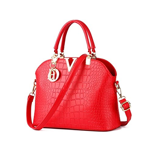 XY Fancy, Borsa a mano donna giallo Gelb, Rot (rosso) - RH#BB1018-0630-JPY19 Rot