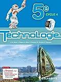 Technologie 5e - Elève bimanuel