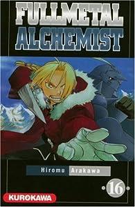 Fullmetal Alchemist Edition simple Tome 16