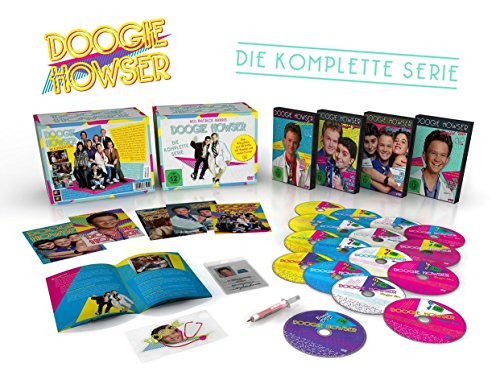 Doogie Howser - Die komplette Serie (exklusiv bei Amazon.de) [Limited Edition] [16 DVDs]