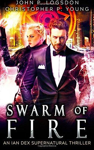Swarm of Fire: Volume 5 (Las Vegas Paranormal Police Department)