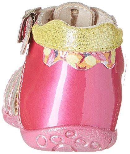 Catimini Cygne, Chaussures Marche Bébé Fille Rose (37 Vnv Fuchsia Dpf/Zabou)