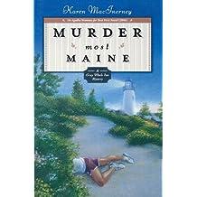 Murder Most Maine: A Gray Whale Inn Mystery