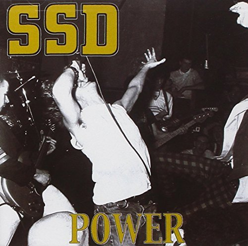 Preisvergleich Produktbild Power - The Best Of Ssd by Ssd (1993-05-21)
