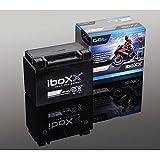 Iboxx Motorrad Gel Batterie / Gelbatterie 53030, 12 Volt, 30 Ah für BMW R 80 RT/2 Monolever, 457, 247, Bj. 1988