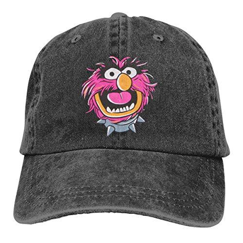 Muppets Animal Head Summer Cool Heat Shield Unisex Adult Cowboy Hat -