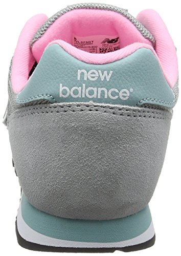 New Balance Wl373, Sneakers basses femme Gris (Grey)