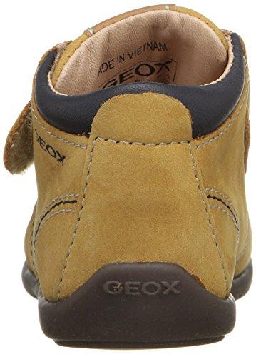 Stiefel Jungen, farbe Hellbraun , marke GEOX, modell Stiefel Jungen GEOX B KAYTAN B. B Hellbraun Biscotto