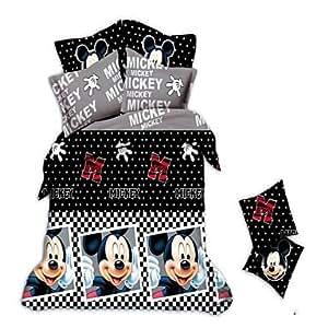 Bey 3D Chambre Enfants Cartoon Parure de lit couette lit enfants Couvre-lit Drap Housse de couette en lin HOME Texile
