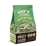 Lily's Kitchen Alimento per cani secco completo adulto (4 x 1 kg)