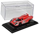 Welly Porsche 917 K 1970 Rot Le Mans 1/43 Modell Auto