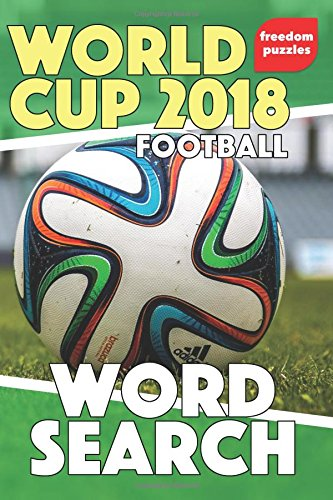 World Cup 2018 Football: Handy Word Search Puzzle Book por Freedom Puzzles