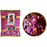 Sainik's Dry Fruit Mall Pushkar Pure Gold Rose Petal Sweet Preserve Gulkand/Damask Rose/Rose Petal Jam = 500 Gram