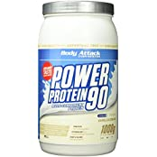Body Attack Power Protein 90, Vanille, 1kg Dose