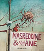 Nasreddine et son âne de Odile Weulersse