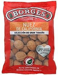 Borges - Nuez con Cáscara de California (Jumbo) - Bolsa de 500 Gramos.