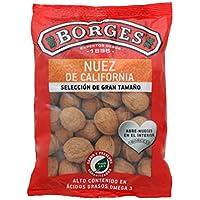 Borges - Nueces Cascara de California, Bolsa Almohada 500 g