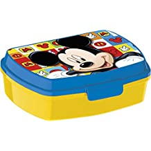 Sandwichera rectangular de Mickey Mouse Icons (0/24)